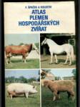 Atlas plemen hospodářských zvířat - náhled