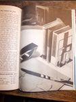 Panorama. kulturní zpravodaj s přílohou Zpravodaj Družstevní práce a Výroční zpráva o činnosti Družstevní práce 1930-1931, ročník 9 (1931-1932)  v jednom svazku - náhled