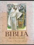 Biblia pre deti a mládež (Čítanie z Nového zákona) - náhled