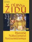 Dejiny Židů. Historie. Náboženství. Antisemitismus - náhled