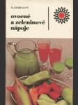 Ovocné a zeleninové nápoje - náhled