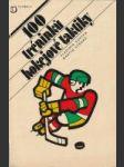 100 tréninků hokejové taktiky - náhled