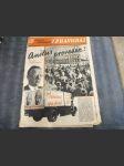e1c91a6ba Pražský ilustrovaný zpravodaj (Společenský nepolitický týdeník), roč. 1938,  č. 11