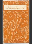 Básníkův rok 1935-1936 - náhled