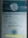 Kniha básní - heine heinrich - náhled