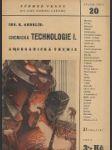 Chemická technologie I. - náhled