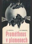 Prométheus v plamenech - náhled