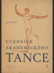 Učebnice akademického tance I. - II. - náhled
