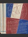 Dějiny Francouzské literatury v obrysech I.+II. - náhled