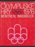 Olympijské hry 1976 - náhled