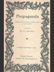 Propaganda - náhled