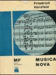 Musica nova - náhled