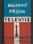 Dálkový příjem televise - náhled