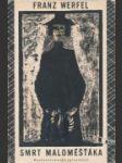 Smrt maloměšťáka - náhled