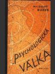 Psychologická válka - náhled