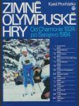 Zimné olympijské hry - náhled