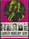 Laureáti Nobelovej ceny - náhled