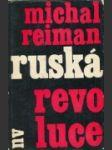 Ruská revoluce - náhled