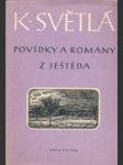 Povídky a romány z Ještěda - náhled