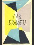 Čas dramatu - náhled