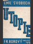 Utopie - náhled
