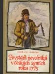 Povstání nevolníků v českých zemích roku 1775 - náhled