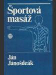 Športová masáž - náhled