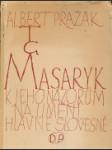T. G. Masaryk - náhled