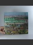 Praha. 1000 let stavby města. - náhled