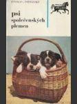 Psi společenských plemen - náhled