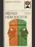 Případ hérodotos - náhled