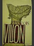 Villon Francois - náhled