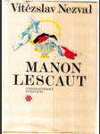 Manon Lescaut - hra o sedmi obrazech podle románu abbé Prévosta - náhled