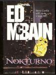 Nokturno - Ed McBain - náhled