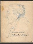 Marie Alšová - Dr. E. Svoboda - náhled