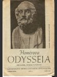 Homérova Odysseia 1 až 21 - překlad O. Vaňorný - náhled