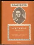 Výbor z díla II - Stendhal - náhled